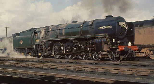 społeczeństwo Pytanie-Ciekawostka: W którym roku znacjonalizowano British Railways?