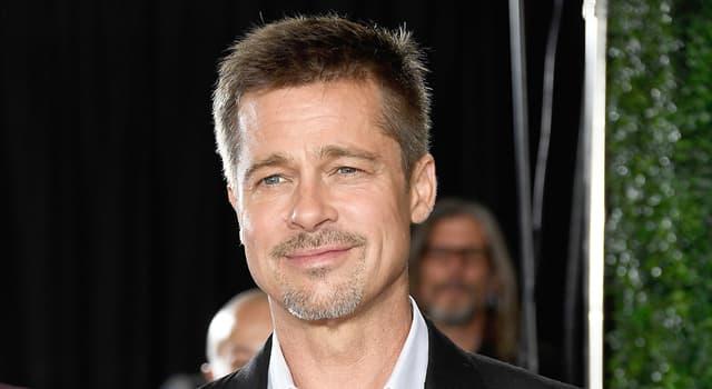 Filmy Pytanie-Ciekawostka: W którym z tych filmów Brad Pitt pojawił się wcześniej?