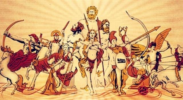 Kultura Pytanie-Ciekawostka: W mitologii greckiej, co było napojem bogów?