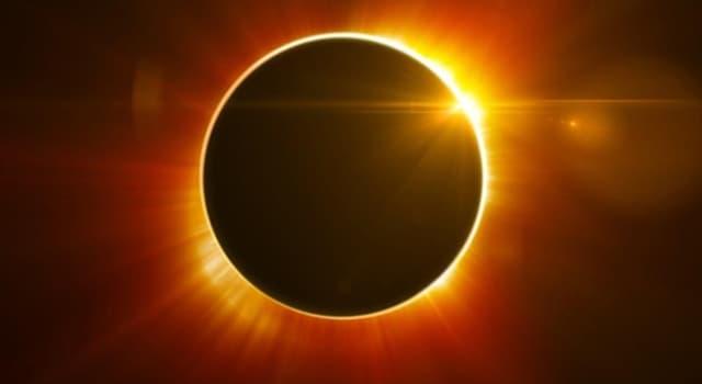 Wissenschaft Wissensfrage: Wann kann man eine Sonnenfinsternis sehen?