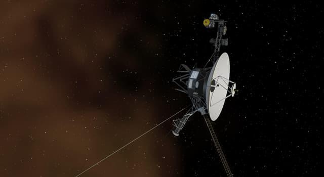 Wissenschaft Wissensfrage: Was ist die am weitesten von der Erde entfernte Raumsonde?