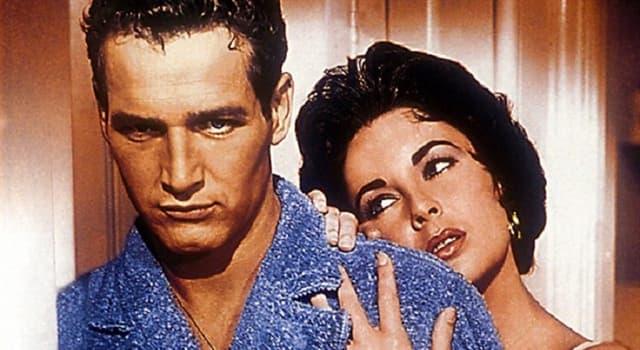"""Film & Fernsehen Wissensfrage: Welche Krankheit hatte Big Daddy im Film """"Die Katze auf dem heißen Blechdach""""?"""