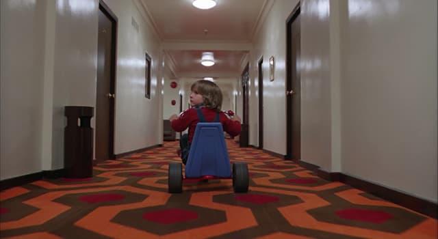 """Film & Fernsehen Wissensfrage: Welches Zimmer durfte Danny auf keinen Fall betreten im Horrorfilm """"The Shining""""?"""