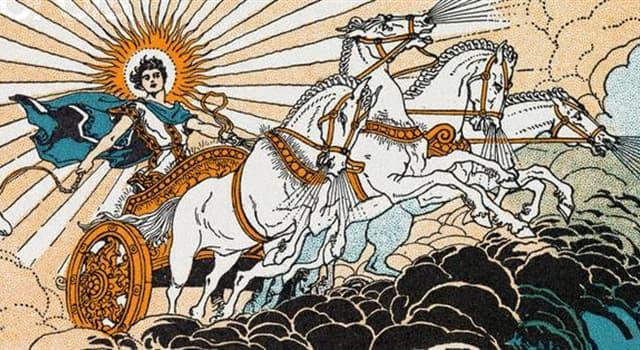 Kultur Wissensfrage: Wem gab der Gott Apollon die Gabe der Weissagung in der griechischen Mythologie?