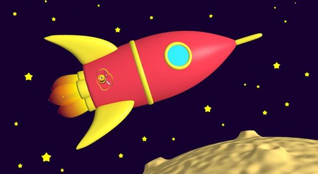 Wissenschaft Wissensfrage: Wer gilt als Vater des modernen Raketenantriebs?