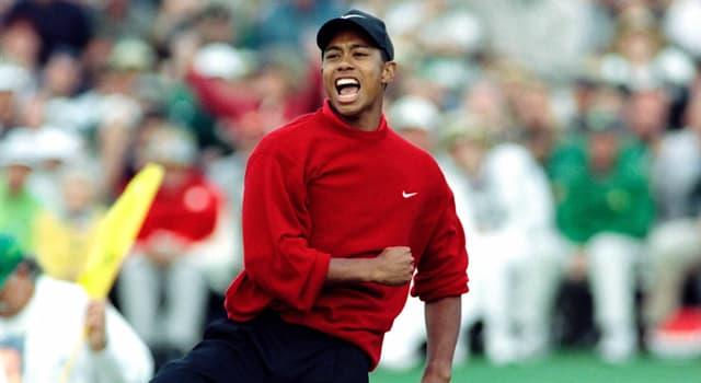 Sport Wissensfrage: Wer war der Caddie von Tiger Woods, als er das Masters 1997 gewann?
