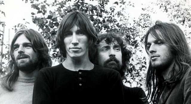 Kultur Wissensfrage: Wer war der Frontmann der Rockband Pink Floyd?