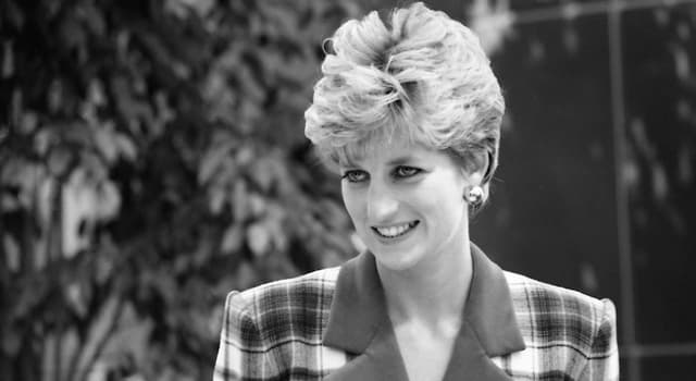 History Trivia Question: What was Lady Diana's occupation before marrying Charles, Prince of Wales?