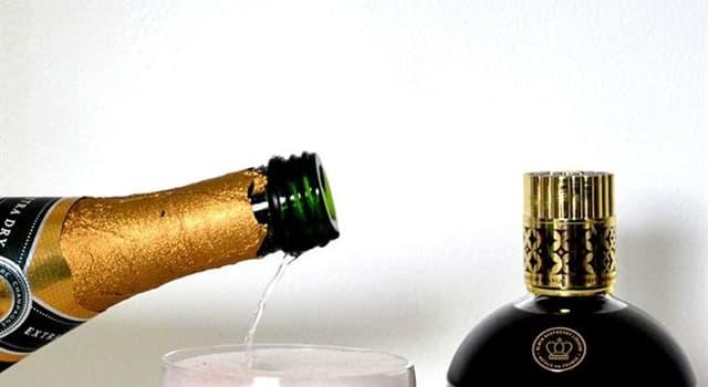 Culture Trivia Question: What flavours the liqueur chambord?