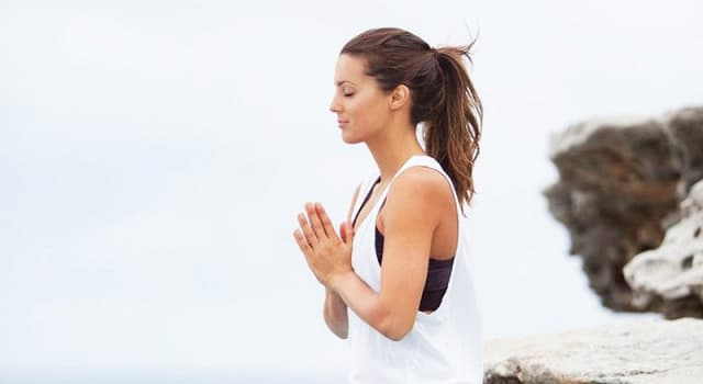 Culture Trivia Question: What is a holistic system of coordinated body-posture, breathing and meditation called?
