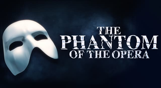 """Culture Trivia Question: What is the first name of """"The Phantom of the Opera""""?"""