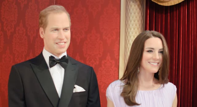 Society Trivia Question: What is the name of the firstborn of Duchess of Cambridge, Kate Middleton?