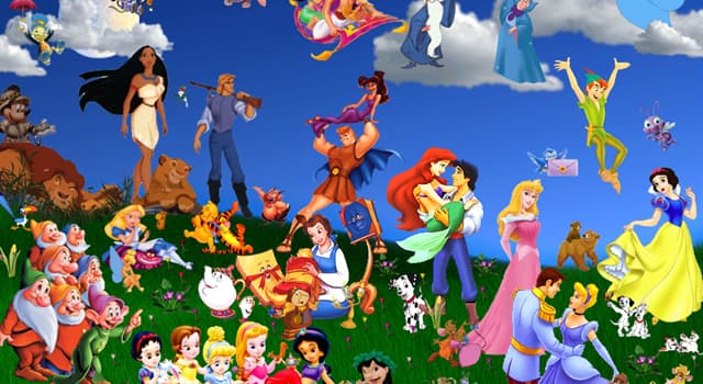 """Movies & TV Trivia Question: What was the first Disney song to win the """"The Academy Award for Best Original Song""""?"""