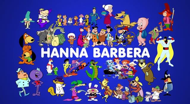 Culture Trivia Question: What was the first Hanna-Barbera cartoon?