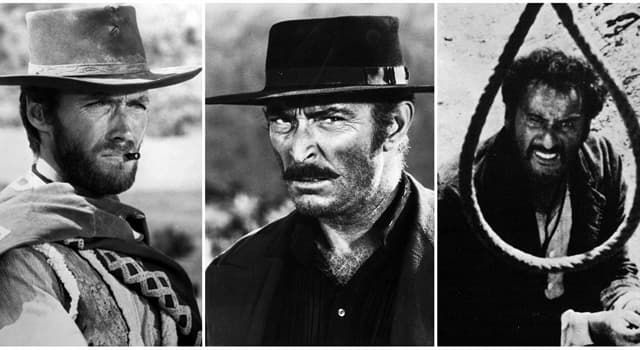 """Movies & TV Trivia Question: What was the name of Lee Van Cleef in the film """"The Good, the Bad and the Ugly""""?"""
