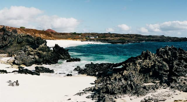 Geography Trivia Question: Where in the world would you find Ascension Island?