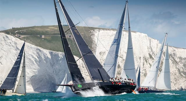 Society Trivia Question: Where is the start point of the Fastnet yacht race?