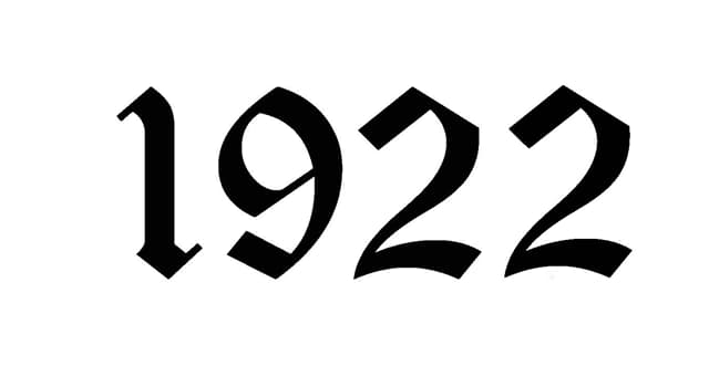 Movies & TV Trivia Question: Which actress recently discovered that she was born in 1922 and not 1924?