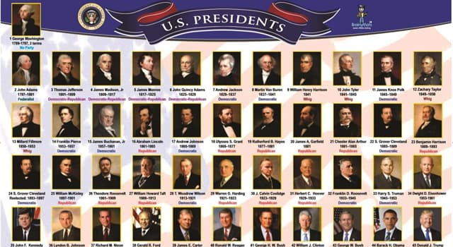 History Trivia Question: Which American President accented his looks with a stovepipe hat?