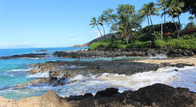 Geography Trivia Question: Which US state or possession does 'Niihau' belong to?