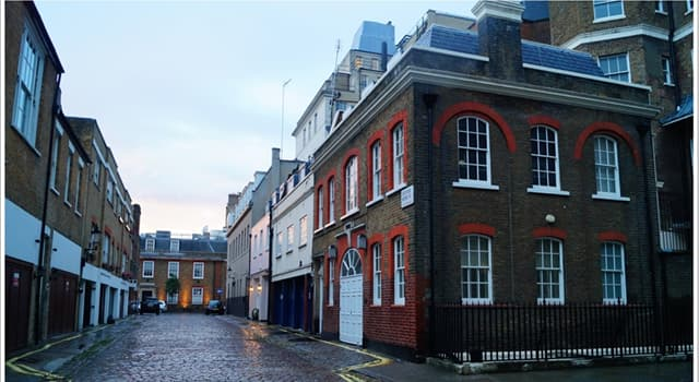 Movies & TV Trivia Question: Which British TV character lived at 5 Westminster Mews, London?