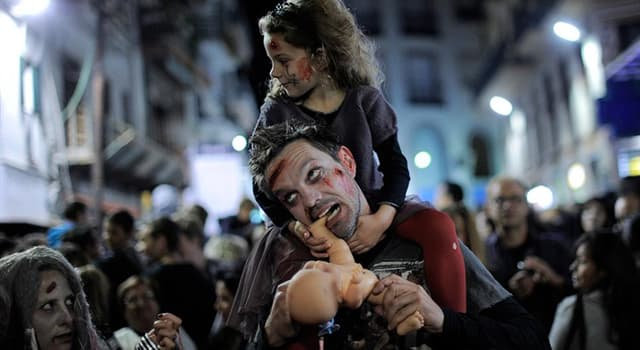 Society Trivia Question: Which city got the Guinness world record for the largest zombie gathering (9,806 entrants) in 2011?
