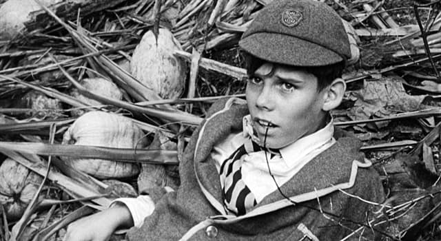 Movies & TV Trivia Question: Which film is about 30 schoolboys who are marooned on an island?