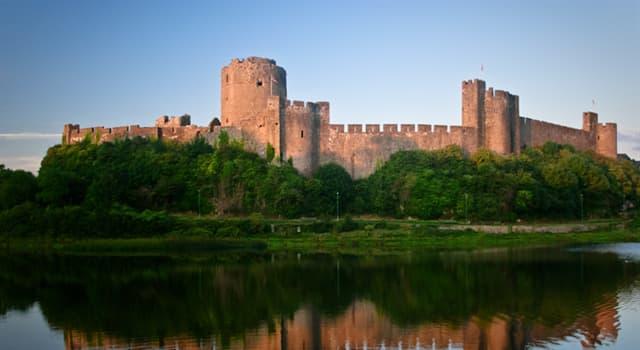 History Trivia Question: Which future monarch of England was born in Pembroke castle in 1457?