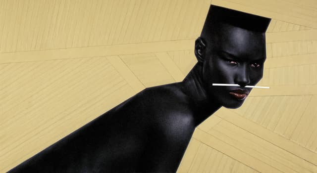 """Culture Trivia Question: Which Grace Jones video featured excerpts from the experimental documentary film """"Koyaanisqatsi""""?"""