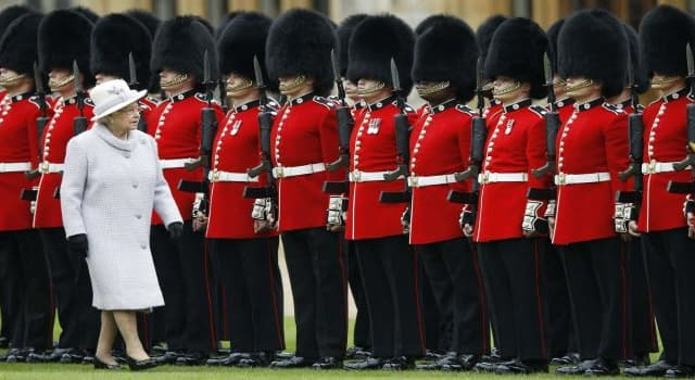 Society Trivia Question: Which of the following is not a formal part of the Sovereign's Body Guard in the United Kingdom?