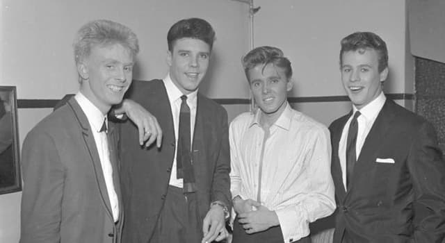 Culture Trivia Question: Which of these singers was born Ronald Wycherley?