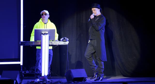 Culture Trivia Question: Which Pet Shop Boys' song was about the lead singer's Catholic upbringing?