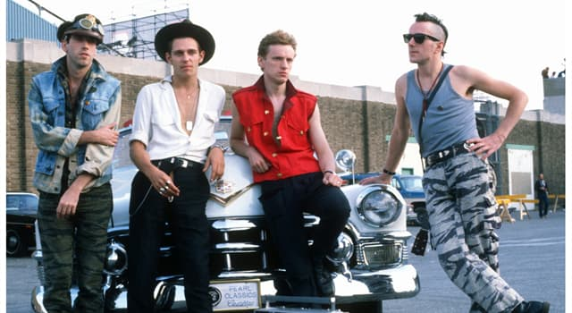 Culture Trivia Question: Which song was the Clash's only UK number one single?
