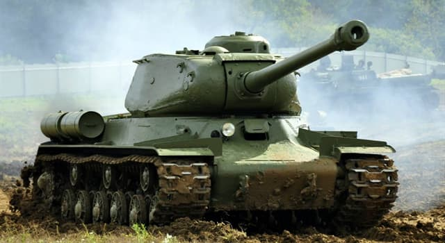 History Trivia Question: Which tank is the heaviest fully enclosed armoured fighting vehicle ever built?