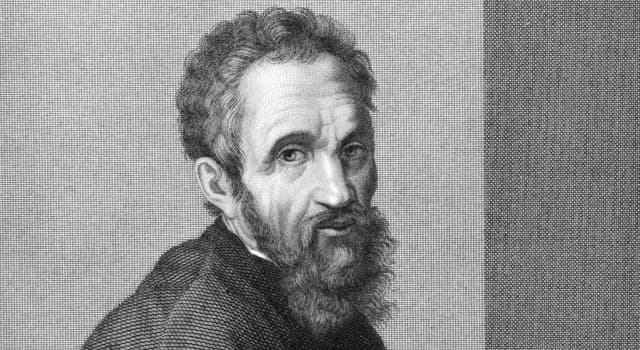 Culture Trivia Question: Which was Michelangelo's only signed sculpture?