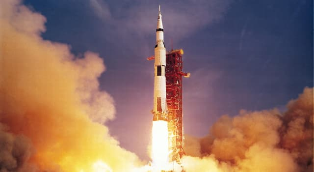 Science Trivia Question: Which was the first of the Apollo program to carry a crew into space?