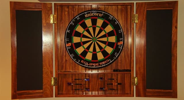 Sport Trivia Question: Who is credited with the 'invention' of the numbering sequence of the modern standard dartboard?