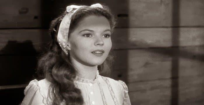 Film & Fernsehen Wissensfrage: Wie heißt diese Frau?