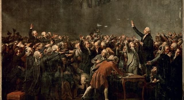 Culture Trivia Question: Who staged a French 'coup d'état' in France?