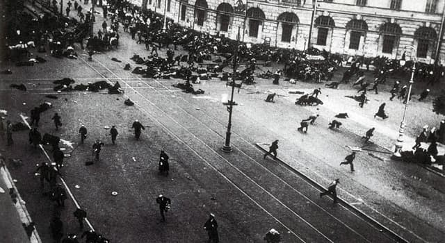 History Trivia Question: Who staged the June Days Uprising in France in 1848?