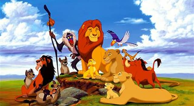 """Movies & TV Trivia Question: Who was the film score composer of the the 1994 film """"The Lion King""""?"""