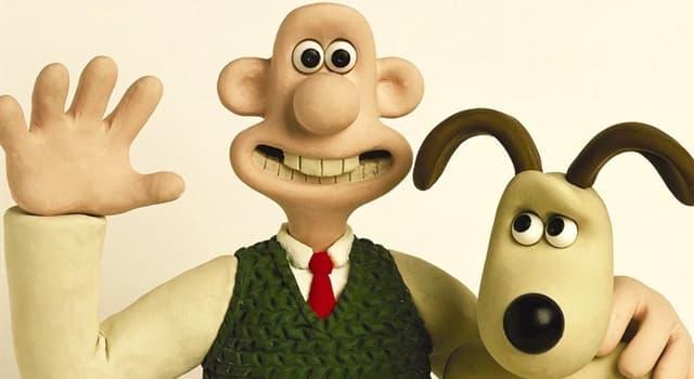 """Film & Fernsehen Wissensfrage: Wie heißt der erste Kurzfilm der Serie """"Wallace & Gromit""""?"""