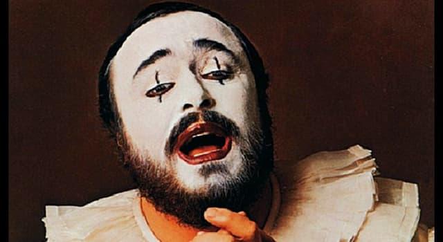 """Kultur Wissensfrage: Wie heißt der traurige Clown in der Oper """"Pagliacci""""  von Ruggero Leoncavallo?"""