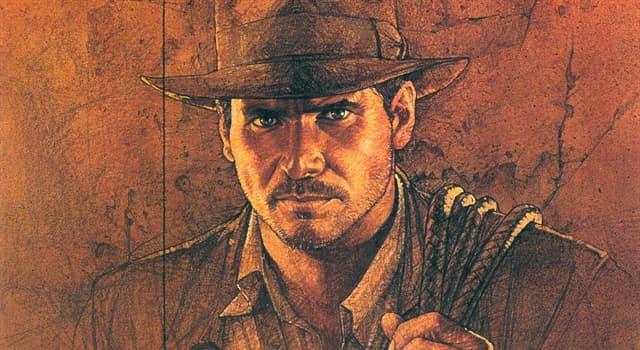 Film & Fernsehen Wissensfrage: Wie lautet der Name von Indiana Jones?