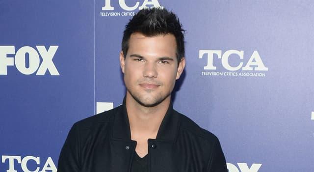 """Filmy Pytanie-Ciekawostka: Aktor """"Zmierzchu"""" Taylor Lautner jest byłym mistrzem świata juniorów w jakim sporcie?"""
