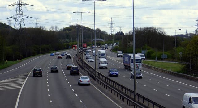 Culture Trivia Question: As of 2016, which is the longest motorway in the United Kingdom?