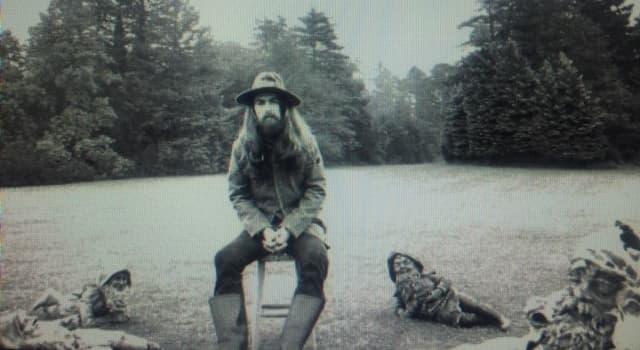 """Kultur Wissensfrage: Auf welches Lied bezog sich George Harrison in seinem Lied """"This Song""""?"""
