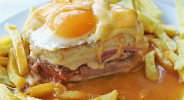 Kultur Wissensfrage: Aus welchem europäischen Land stammt das Sandwich Francesinha ?