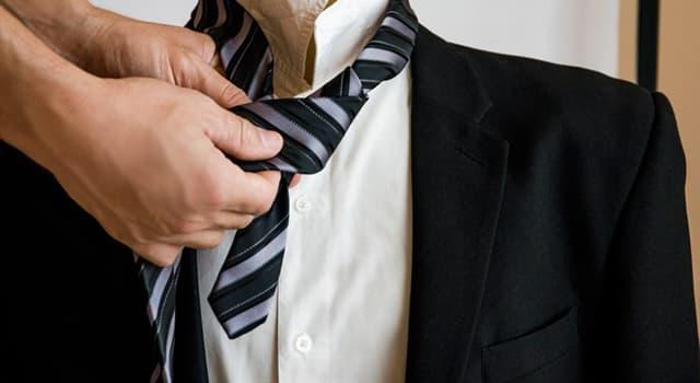 Kultur Wissensfrage: Aus welchem Land stammt die Krawatte?