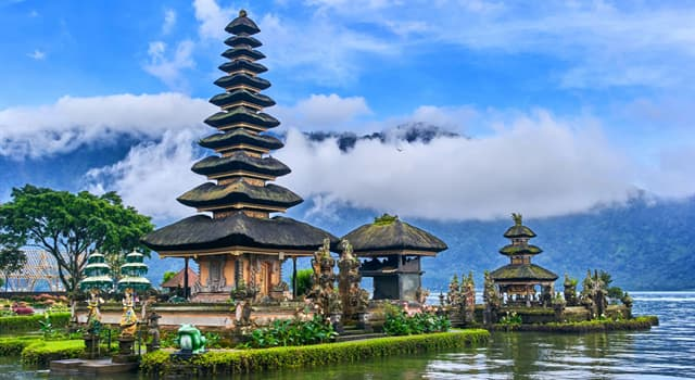 Geography Trivia Question: Bali is an island in which country?